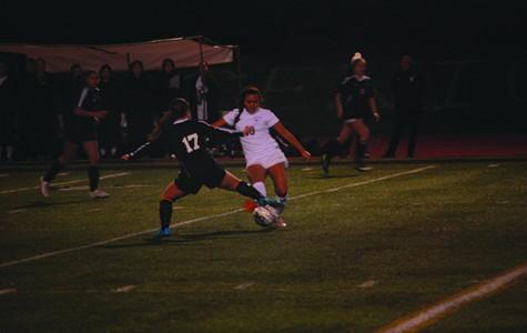 Girls soccer kicks their way to playoffs