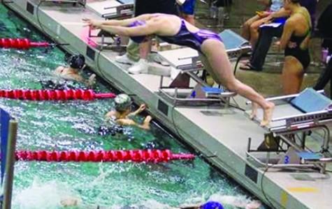 Girls swim prepares to make a splash at state