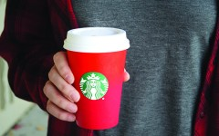 Red paper cup causes dispute across America