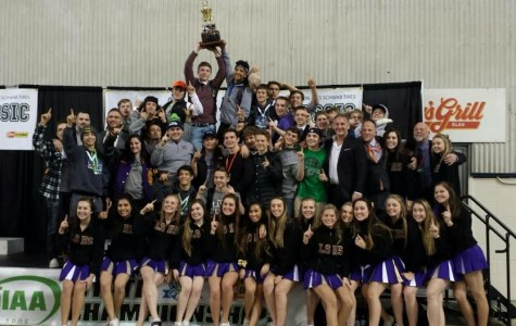 Lake Stevens wrestlers dominate and take another first place state title