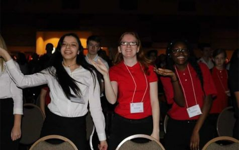 Students compete at FCCLA state