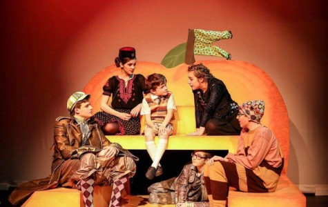 James and The Giant Peach opens at Village Theatre Kidstage