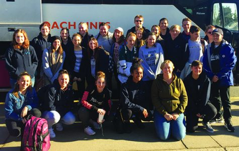 From sun and hot to rain and cold: Australian exchange students arrive in WA
