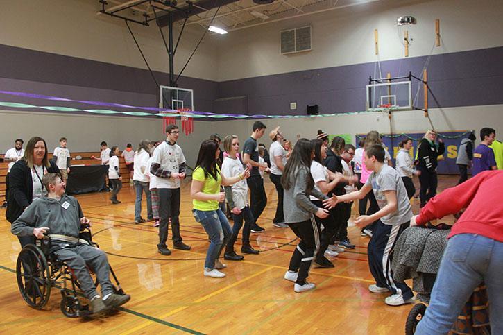 Bryan High School Life Skills students get chance to ...  Life Skills Prom