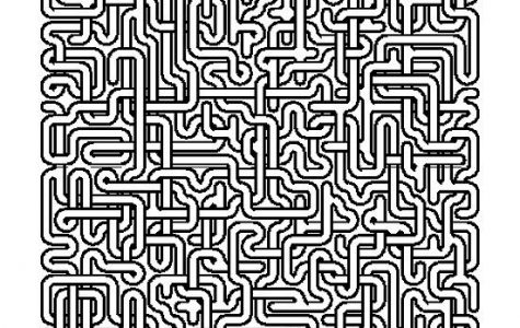 Solve the maze!