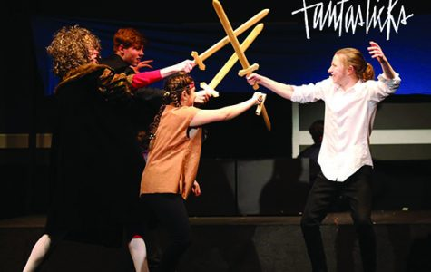 The Fantasticks blows away show-goers