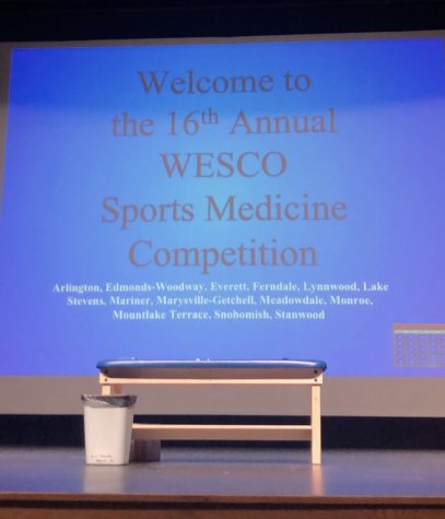 Five Sports Med girls compete at WESCO