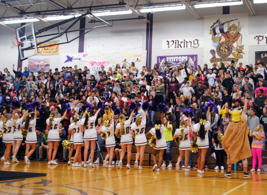 Are traditions worth keeping at Lake Stevens High School?