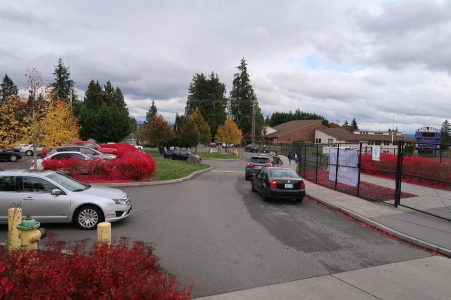 Lake Stevens Students Struggle with Limited Parking and Excessive Safety Concern
