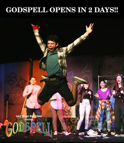 Drama Club set to open Godspell