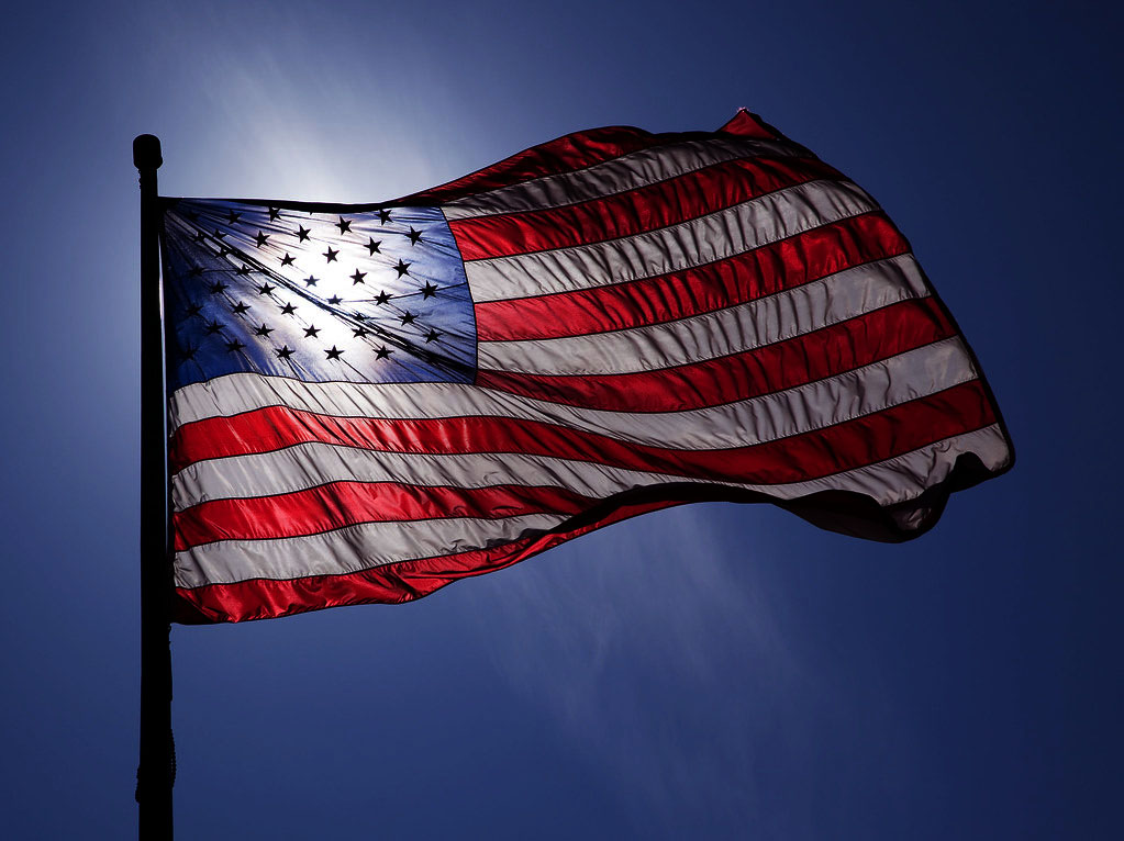 We honor those who have served to keep our flag flying high.