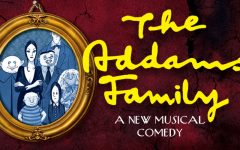 The creepy Addams clan: Gomez Addams, Morticia, Pugsley, Wednesday, Grandmama, Fester and Lurch