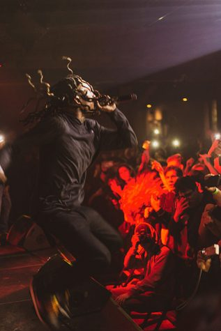 "The comeback: Chris Travis sings at the SHWB warehouse show. Chris Travis caused controversy before the show with his apparent ""resignment"" from the group and announcement to become more independent. However, he surprised fans saying he wasn't going to leave after all, and gave an amazing performance."
