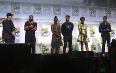 Diversified Warriors: Marvel movie