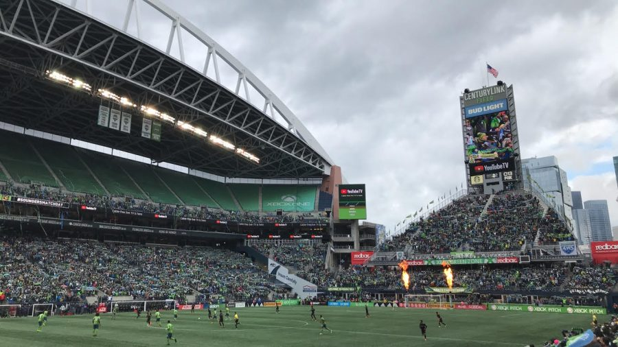 """Seattle Sounders hoping to have fans pack Lumen Field for their upcoming 2021 season. """"I"""