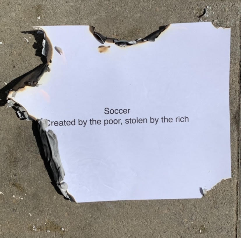 Super League could become the future of soccer as we know it. I think its a terrible idea and will ruin the integrity of soccer, senior Tanner Jordan said.