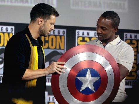 Flying high: The Falcon and The Winter Soldier return in a show that adds another page to Marvel