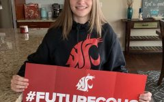 Seniors Plans after Graduation: Senior McKenna Michaelson plans on attending Washington State in the fall to pursue a major in Business Management and Marketing, and a minor in Human Resources. Michaelson  has dreamt of going to Washington State since she was two years old. ¨I have always wanted to be a Coug, When I found out that I had gotten accepted I was so happy and excited for the future,¨ Michealson stated.
